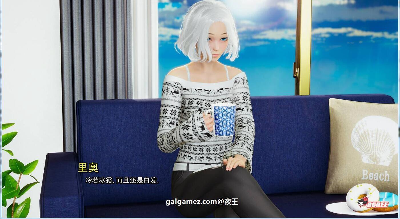 【欧美沙盒/汉化/动态】真实情殇 V4.2 PC+安卓精翻汉化版+CG【2.6G】 10