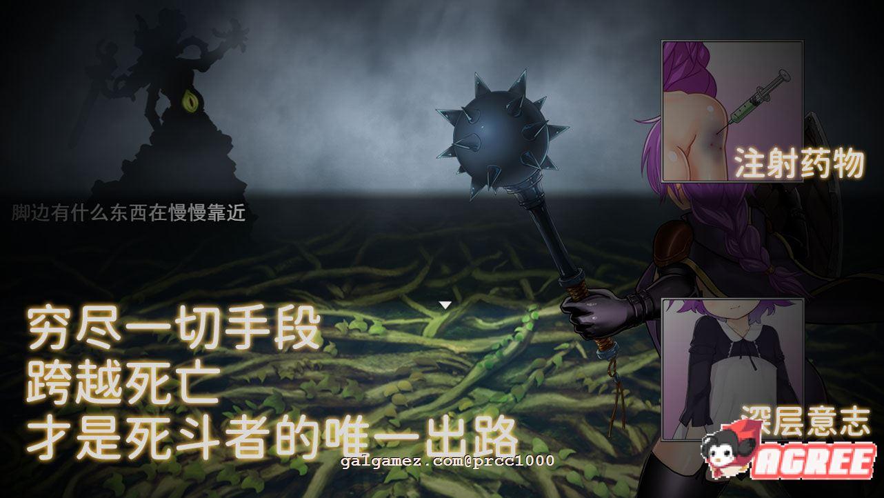 [RPG/中文/高还原度]遗留之魂Legacy Souls 官方中文版+CG[黑魂同人][百度][2.7G] 4
